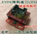 TL866II Plus/CS/EIN Programmierer TSOP48 Adapter V3 Blinkende und Schreiben Umwandlung IC Test Sockel