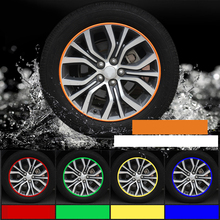 Lsrtw2017 Car Styling Wheel Hup Circle Trims for Mitsubishi Outlander Accessories