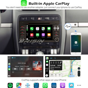 Image 5 - 3014 Android 10.0 Car stereo for Porsche Cayenne 2003 2010 DAB+ OBD DVD DSP Carplay GPS Radio Autoradio Multimedia player 2 DIN