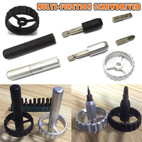 Multi function Rotary Screwdriver Spinner Drive Tool Durable for Home Repairing can CSV