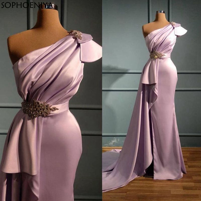 New Arrival Robe De Soiree Evening Dresses 2020 Royal Evening Formal Dress Evening Gowns