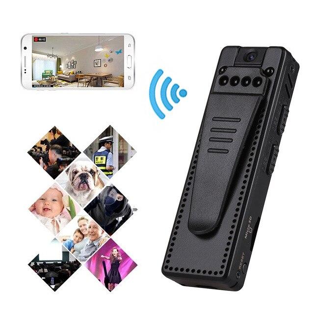 Tragbare Mini WiFi Kamera Mini DV 1080P Volle HD H.264 Stift Kamera Voice Recorder Pen Micro Körper Camara DVR video Kamera A12