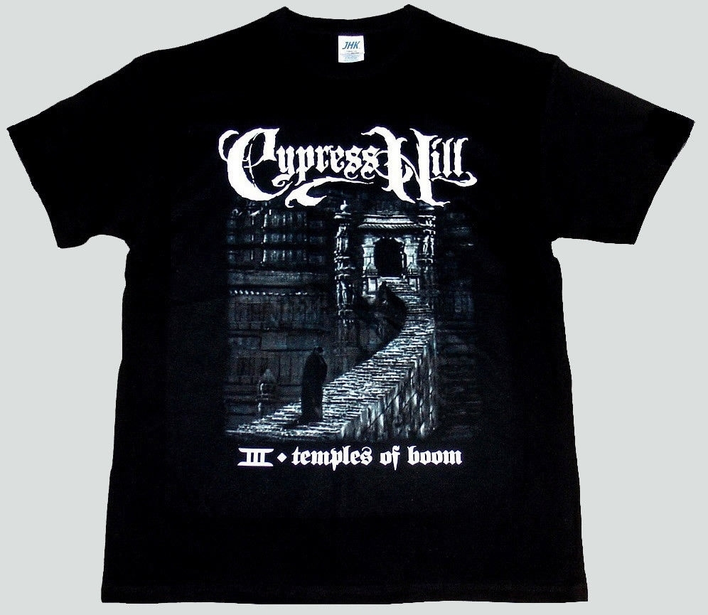 Officially Licensed Cypress Hill Flower Women/'s T-Shirt S-XXL Sizes