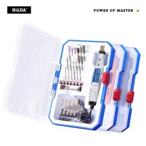 HILDA Mini Drill Rotary tool 1