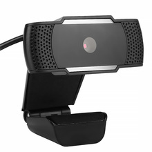 A880 Web Camera for Computer Adjustable Laptops USB HD Gaming Webcam 480P with Microphone