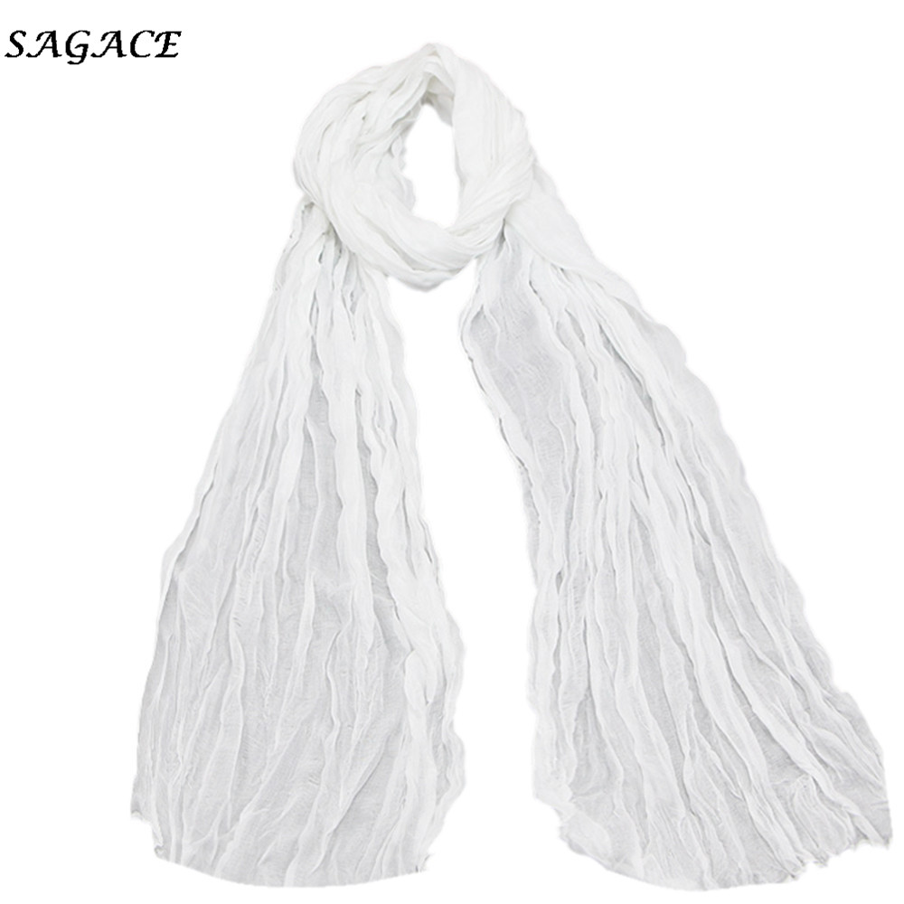 SAGACE Fashion Scarf Women Long Summer Spring  Point Printing Shawl Balinese Yarn Scarf Girls Casual Beach Soft Scarf Ladies