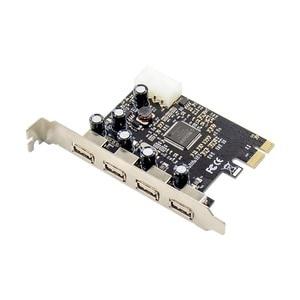 PCI-E To 4 Port USB 2.0 Conver