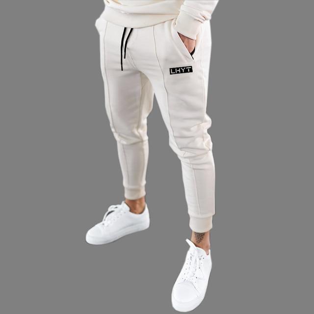 Hot Discount 4209af Pants Men Joggers Sweatpants 2020 Streetwear Trousers Fashion Printed Muscle Sports Mens Pants 20ck23 Cicig Co
