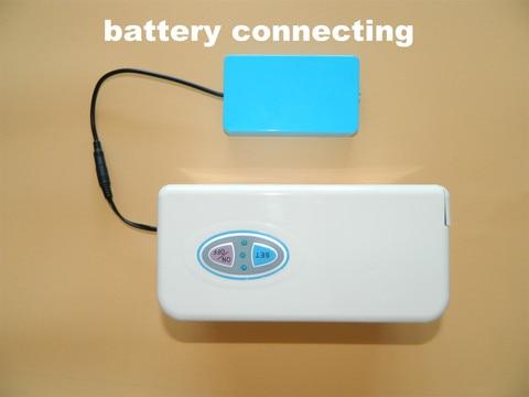 mini portatil medico oxigenio concentrador gerador domestico