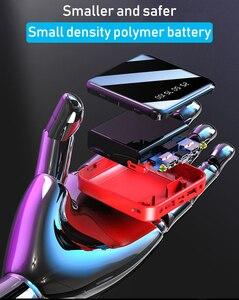 Image 2 - Sindvor Batería Externa de 20000mAh para móvil, Cargador rápido, portátil, para Samsung, Xiaomi, iPhone