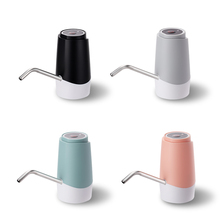 USB Charging Automatic Water Dispenser Electric Drinking Water Bottle Pump for 2.5/5L/18.9L Water Bottles