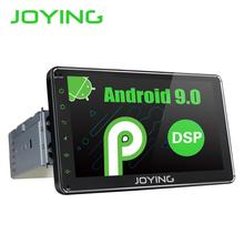 Joying araba radyo 1 Din Android 9.0 evrensel GPS navigasyon 7 inç 2gb + 16gb Rom dokunmatik ekran dört çekirdekli araba Stereo Video oynatıcı