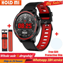 L8 Smart Watch Men watch IP68 Waterproof SmartWatch ECG Blood Pressure Heart Rate sports fitness pk L5 L9 smart watch