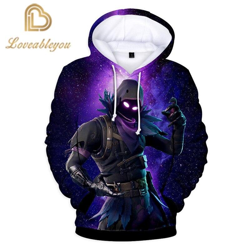 2020 New Victory Game 3D Hoodie Kids Hoodies Streetwear Hip Hop Warm Hoody Sweatshirts Harajuku Sweat Homme Royale Clothes