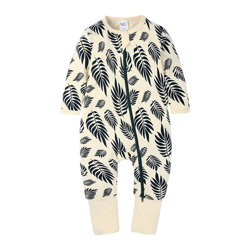 Summer Baby   Rompers   Zipper Newborn Baby Clothes 100%Cotton Short Sleeve Toddler Jumpsuit Cartoon Infant Clothes 3-24 Months