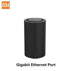 Xiao mi mi Router AC2100 Porta Gigabit Ethernet WiFi 128MB 2.4GHz 5GHz 360 ° copertura Dual Core CPU Gioco A Distanza APP di Controllo per mi h