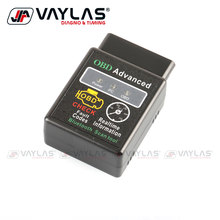 цена на Car Diagnostic Scanner Advanced Bluetooth Scan Tool Mini OBDII Bluetooth Scanner for Multi-brands CAN-BUS