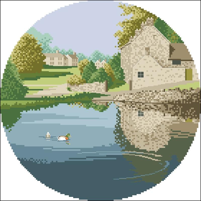 E-Duck Pond 池塘鸭子