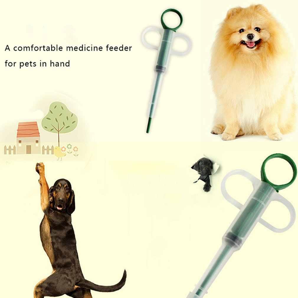 Huisdier Voeden Drug Stok Kat Eten Geneeskunde Water Dropper Apparaat Drug Levering Huisdier Voeden Apparaat Feeder