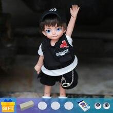 Nova chegada boneca bjd shuga fada ahan1/6 móvel articulado fullset completo profissional maquiagem menina presente de aniversário