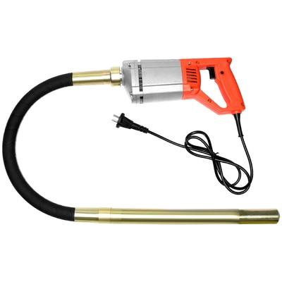 220V hand-held concrete vibrator 1-4M vibrating spear industrial portable plug-in vibrator concrete vibrator