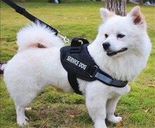 Dog Harness Leash Chest Back Belt  Large Dog Dog Chain Dog Walking Rope Puppy Harness  Dog Chain  Pitbull  No Pull Dog Harness walking the dog