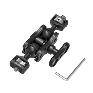 """Image 3 - SmallRig Quick Release Articulating Arm with Double Ballheads 1/4"""" Screw Adjustable Light Weight Adapt For Monitor Support 2070"""