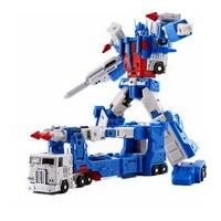 Magic Square MS Toys Transformation MS B04 Ultra Magnus Transporter Mode MS B04 Mini Action Figure Robot Toys Gift