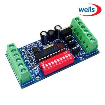 цена на DMX512 mini 3CH  LED Controller,RGB dmx512 decoder,DC5V-24V,for LED RGB strip/ module