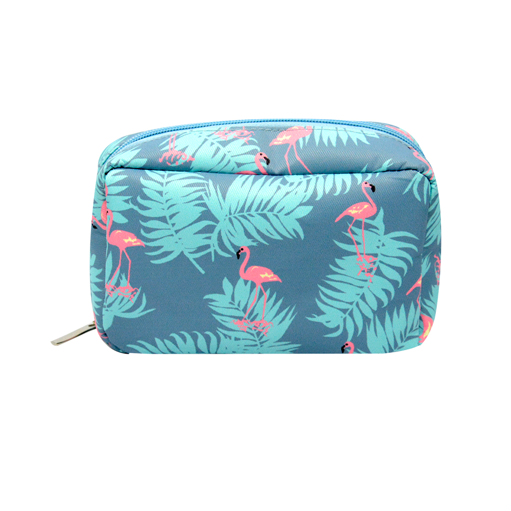 2020 New Factory Price Fashion High Quality Colorful Waterproof Printed Brush Cosmetic Storage Bag For Women Fashion