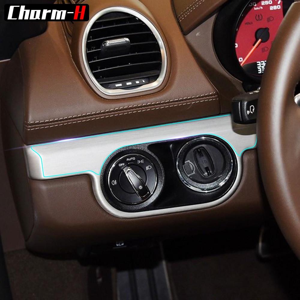 Interior Exterior Dash etc Trim Panel Remover Tool Kit for Porsche 718 Cayman