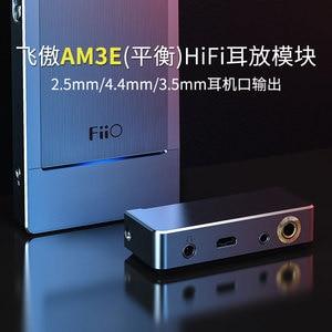 Image 5 - FiiO AM3E 2.5 مللي متر + 3.5 مللي متر + 4.4 مللي متر متوازنة مكبر للصوت وحدة X7 الحصري مكبر للصوت وحدة Q5s القياسية سماعة مكبر للصوت جزء