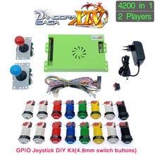 4200 в 1 pandora Сага коробка 14 diy набор игровая доска 8 way