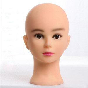 Image 4 - mannequin display model head stand with shoulder wig support styrofoam manikin head