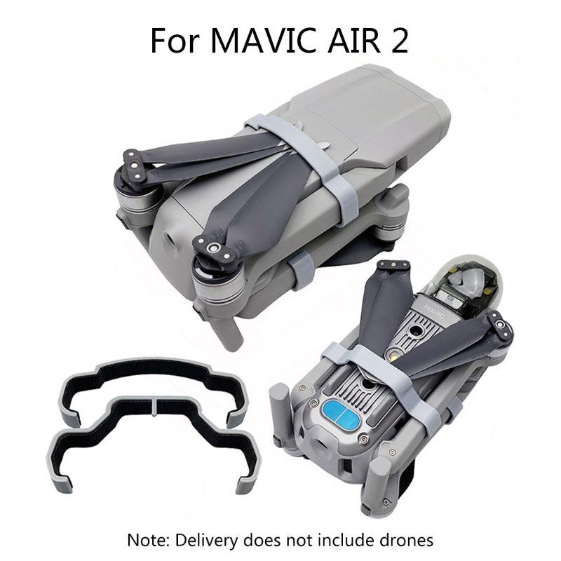 Pour DJI Mavic Air 2 Drone Propeller Fixing Holder Paddle Blades Bracket Clip