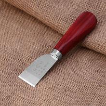 Кожа ремесло skiving острые ручки нож кожевенное ручная работа
