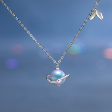 Thaya Midsummer Night S Dream Ontwerp Ketting Gekleurde Parels S925 Zilveren Choker Voor Vrouwen Elegante Sieraden Dames Gift
