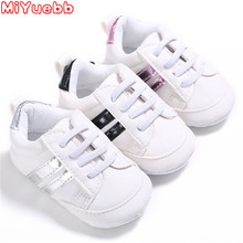 Sneakers For Children Baby Boys Girls First Walkers Pu Leath