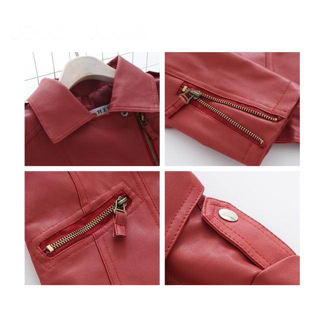 Women's Leather Jackets Autumn & Winter Black Slim Cool Lady PU Faux Leather Coats Female Basic Zipper Jacket Streetwear Outwear