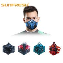 pm2.5 cycling dusk antipollution mask filter fashion n99 mouth face anti pollution sport dust