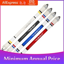 ZG-5096 Smooth Surface Ant-slip Anti-drop Spinning Rotation Pen with 0.5 Head for Fluent Writing