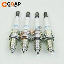 4pcs/lot IZFR6K-11 6994 9807B-5617W Laser Iridium Spark Plug Candle For Honda Accord CRV Acura RL RSX TL IZFR6K11-6994 IZFR6K11