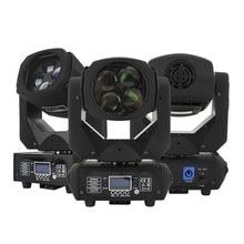 LED 4x25W 슈퍼 빔 이동 헤드 LED 빔 빛 완벽 한 효과 빛 DJ 디스코 파티 조명 빠른 배송