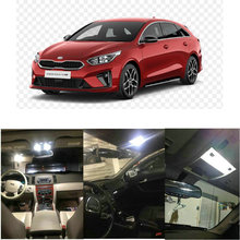 LED interior lighting complete set For Kia ProCeed CD ProCeed GT CD without panoramic roof