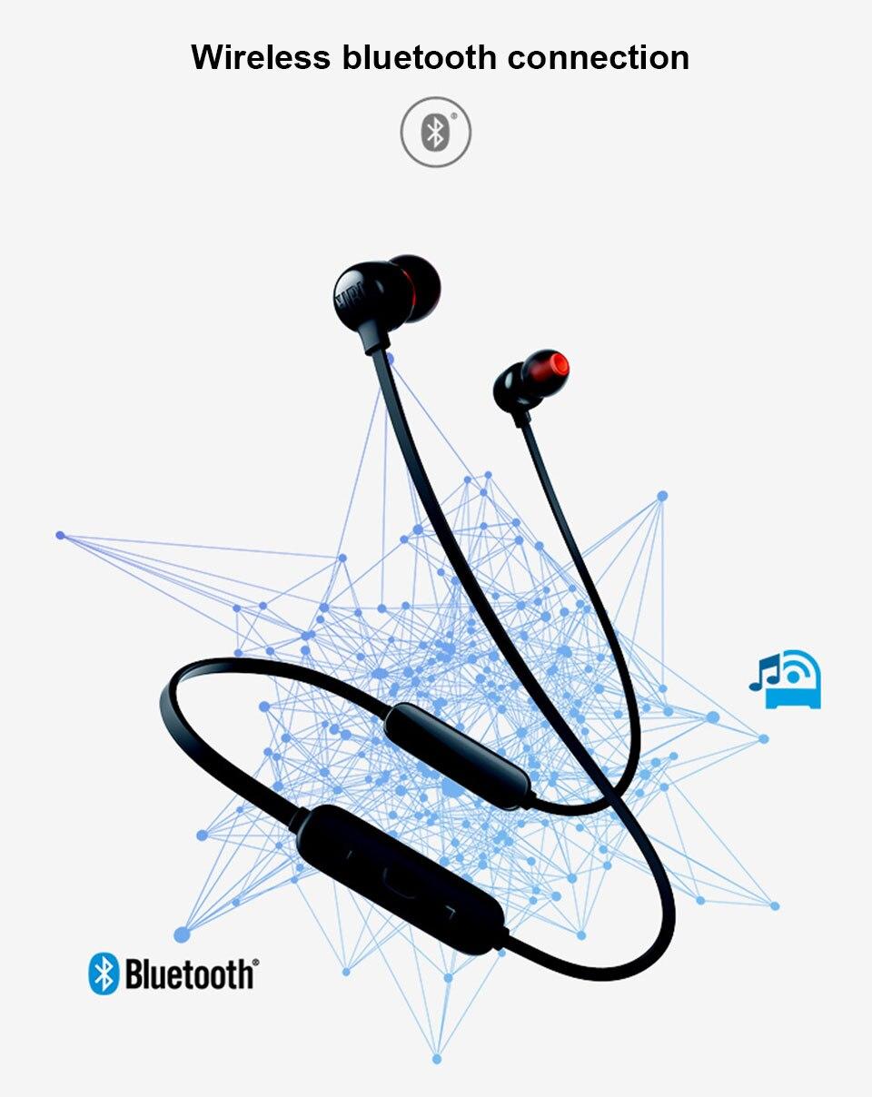 JBL TUNE 115BT Wireless In-Ear headphones 6