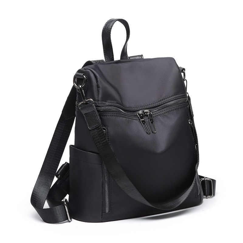 Модный дизайнерский женский рюкзак из натуральной коровьей кожи, школьные сумки на молнии для девочек-подростков, женский рюкзак для путешествий, повседневный C1150