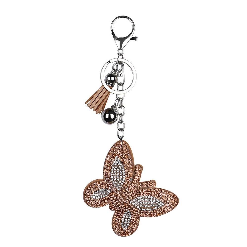 Брелок для ключей на Хэллоуин, брелок с расцепной брелок, брелок с бриллиантами, подарок на Хэллоуин - Цвет: C