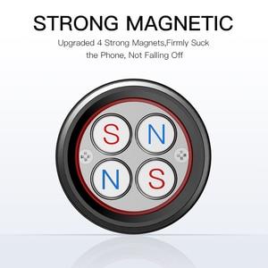 Image 4 - Yesido Magnetische Auto Telefoon Houder Voor Iphone Samsung 360 Graden Gps Magnetische Mobiele Telefoon Stand Air Vent Mount Auto Houder & Kabel