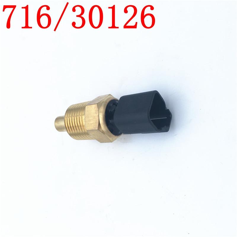 JCB PARTS WATER TEMPRATURE SENDER 2CX 3CX ROBOT 407 408 409 716//24200