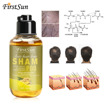British Anti-hair Loss Shampoo Repair Growing Treatment Liquid Hair Thickening Enhance Hair Root Hair Fast Growth Serum image